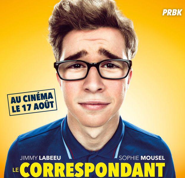 Jimmy Labeeu à l'affiche du film Le Correspondant