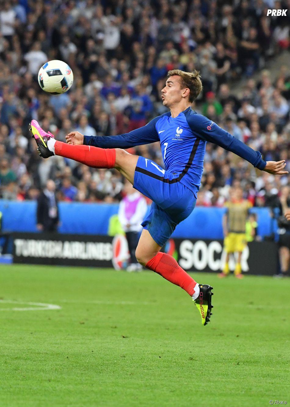 Antoine Griezmann, la star des Bleus