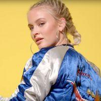 """""""Lush Life"""" : Zara Larsson joue de ses charmes dans un nouveau clip très coloré 🌈"""