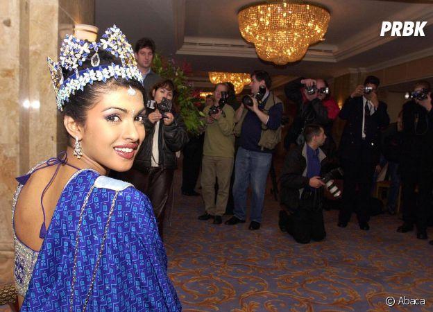 Priyanka Chopra en 2000