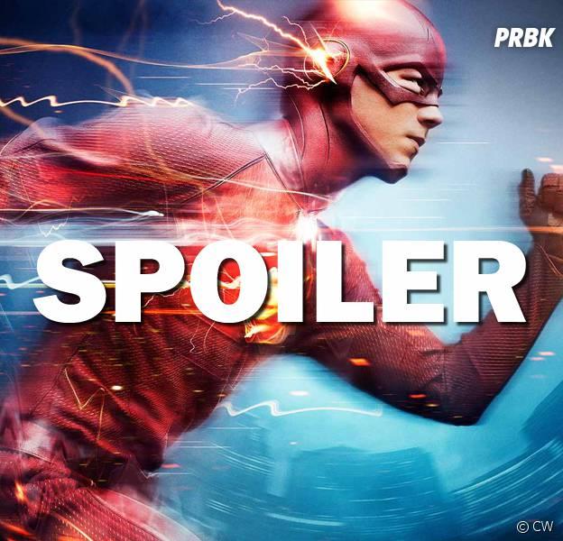 The Flash saison 3 : Kid Flash alias Wally West se dévoile