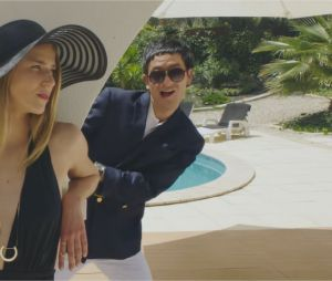 """Palmashow : """"Danza Saisonniers"""", le clip de l'été"""
