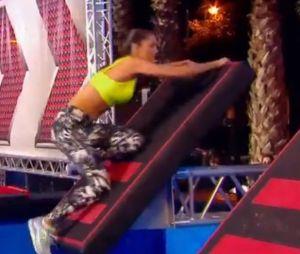 Iris Mittenaere (Miss France 2016) : gros fail dans Ninja Warrior