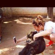 Coralie Porrovecchio vient en aide aux animaux maltraités : son message touchant