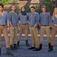 Quantico saison 1 : une star fiancée à un acteur d'Harry Potter