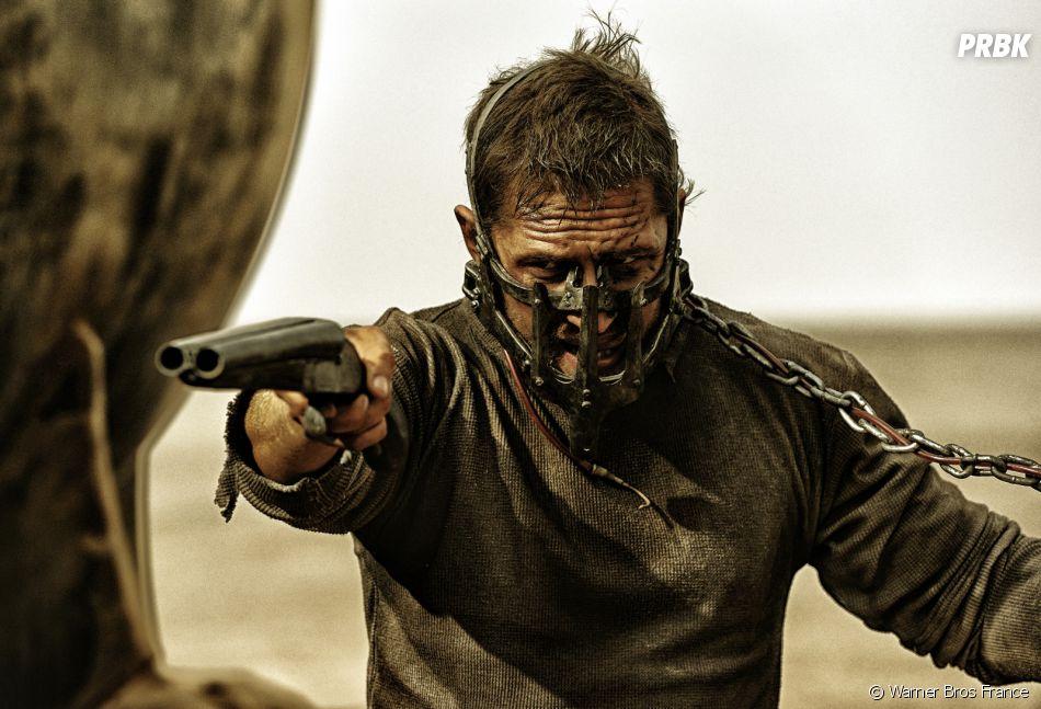 Tom Hardy encore masqué dans Mad Max : Fury Road