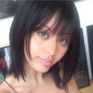Zahia Dehar méconnaissable en brune et cheveux courts