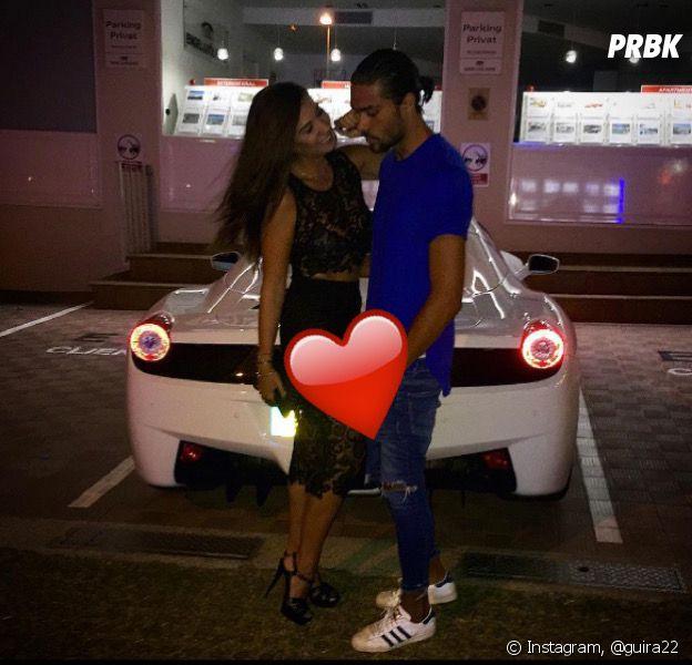 Julien Guirado et Martika Caringella officialisent leur couple