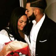 Sarah Fraisou (Les Anges 8) : la belle déclaration de son fiancé Malik pour son anniversaire