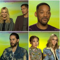 Will Smith, Jared Leto, Margot Robbie... quel acteur de Suicide Squad ferait le meilleur méchant ?
