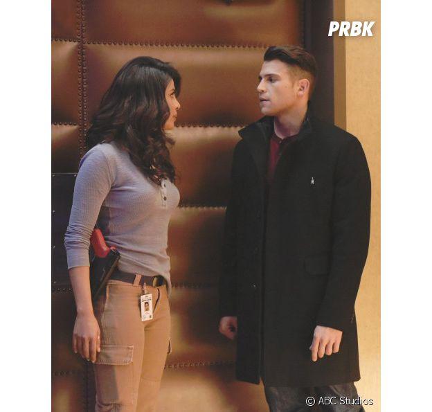 Quantico saison 1 : Lenny Platt joue le rôle de Drew Perales