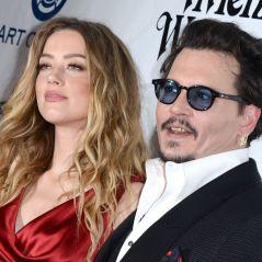 Johnny Depp : alcoolisé et violent dans une vidéo, un coup monté d'Amber Heard ?