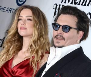 Johnny Depp et Amber Heard : inquiétante vidéo mise en ligne