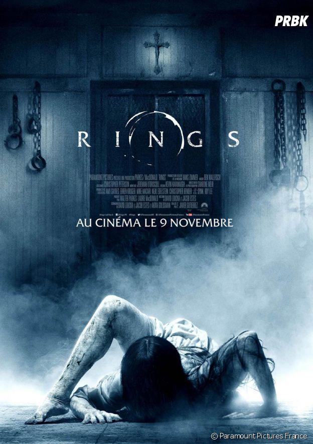 L'affiche de Rings, le 3e épisode de la saga Ring.