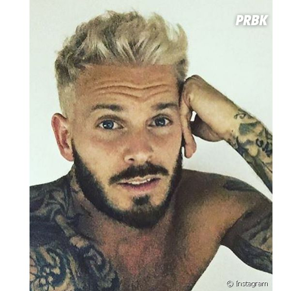 m pokora son nouveau tatouage d voil sur instagram. Black Bedroom Furniture Sets. Home Design Ideas