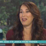 """Friends : """"Oh my god"""", découvrez la vraie voix de Janice"""