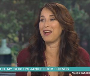 Friends : Maggie Wheeler (Janice) révèle sa vraie voix