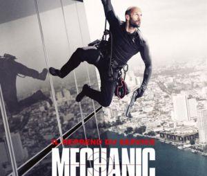 Mechanic Resurrection : l'affiche du film.