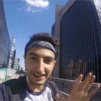 Amin visite les toits de New York et se fait arrêter par la police