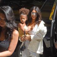 Kim Kardashian : déjà un sac de luxe pour sa fille North West