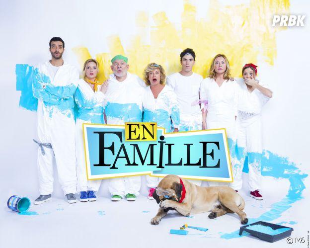 La saison 5 de En Famille touche à sa fin