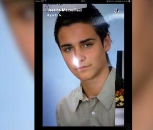 Jessica (Les Marseillais & Les Ch'tis VS Monde) dévoile des photos de Nikola enfant sur Snapchat, et il a bien changé !