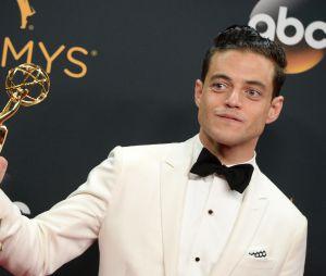 Rami Malek (Mr Robot) : ce qu'il faut savoir sur le gagnant surprise des Emmy Awards 2016