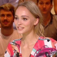 Lily-Rose Depp apprend le twerk à Yann Barthès dans Quotidien