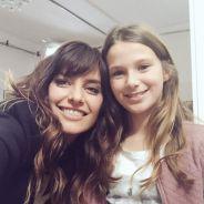 La Vengeance aux yeux clairs : Laëtitia Millot pose avec sa fille Lou pour ses fans