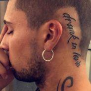 Eddy (Les Anges 8) se fait un tatouage... sur le crâne 😱