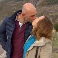 Monique (L'amour est dans le pré 2016) officialise sa relation avec Jean-Marc avec un bisou 😘