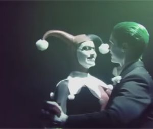 Le Joker et Harley Quinn façon Fifty Shades of Grey
