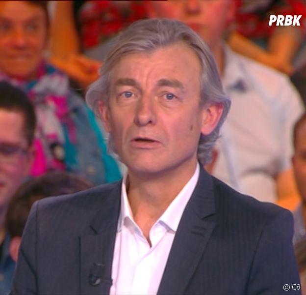 Gilles Verdez recalé de Koh-Lanta ?