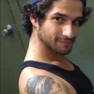 Tyler Posey (Teen Wolf) dévoile son nouveau tatouage et c'est stylé