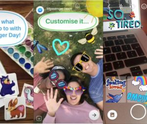 Messenger Day : l'application de Facebook qui imite vraiment Snapchat