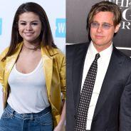 Selena Gomez en rehab... à cause de Brad Pitt ?