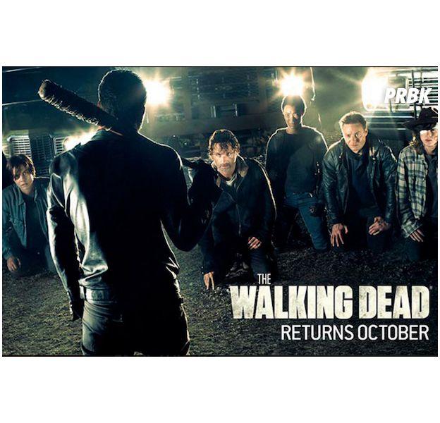 The Walking Dead saison 7 : la série aura une fin différente des comics