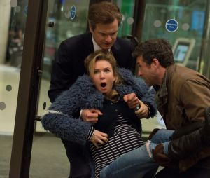 Bridget Jones Baby : Patrick Dempsey face à Colin Firth pour le coeur de Bridget