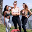 Friends Trip 3 :  Coralie a fait appel à Romina et Caroline