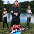 Friends Trip 3 :Geoffrey Bouin, Olivia et Emilia Cheranti forment la team Princes