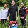 Friends Trip 3 :Raphaël Pépin et ses amis Mehdi et Maxime