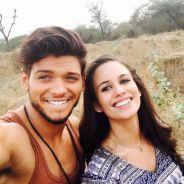 Rayane Bensetti et Lucie Lucas s'embrassent : malaise sur le tournage de Coup de Foudre à Jaipur
