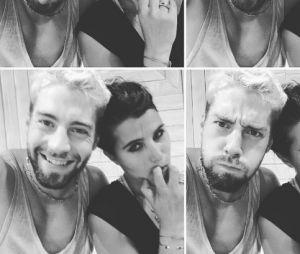 Karine Ferri et Yann-Alrick Mortreuil (DALS7) : câlins, Snapchat, sorties... plus complices que jamais