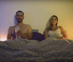 """Léa Camilleri et Vincent Scalera, très drôles dans le teaser de la websérie """"En Fait""""."""