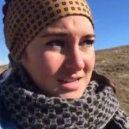 Shailene Woodley arrêtée et menottée en direct : la vidéo qui révolte ses fans