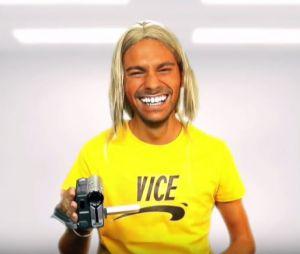 Bertrand Chameroy : sa parodie de Brice de Nice qui détourne l'affaire des castings de Jean-Marc Morandini