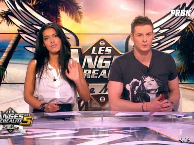 Le Mag : Matthieu Delormeau aux commandes de l'émission avec Ayem Nour en 2013