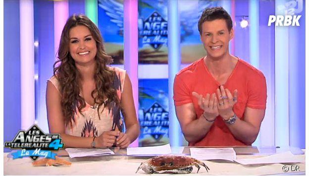 Le Mag : Matthieu Delormeau aux commandes de l'émission avec Jeny Priez en 2011 et 2012