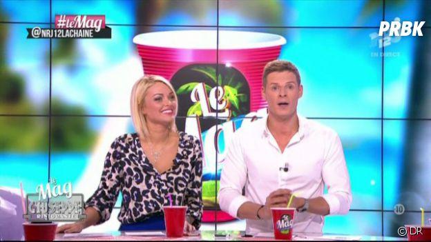 Le Mag : Matthieu Delormeau aux commandes de l'émission avec Caroline Receveur en 2014