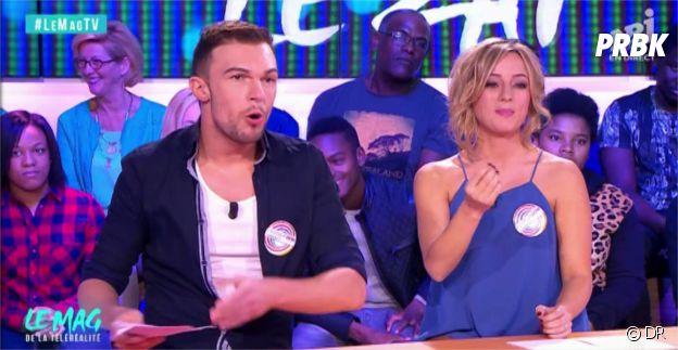 Nicolas Touderte et Coralie Hamadi dans le Mad Mag